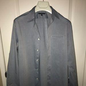 John Varvatos Men's size Medium button down shirt